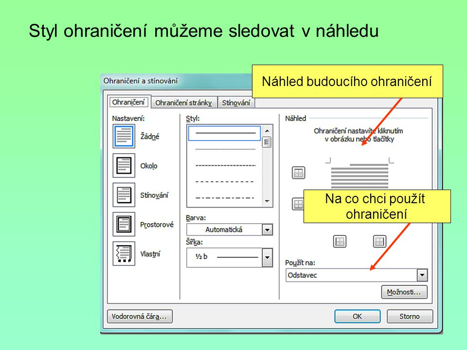 Úkoly pro samostatnou práci: Otevři dokument nazvaný Pozvánka Upravte pozvánku podle svých představ (typ písma, velikost a barvu nadpisu).