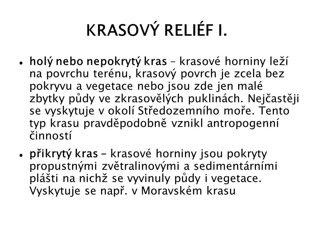 KRASOVÝ RELIÉF II.