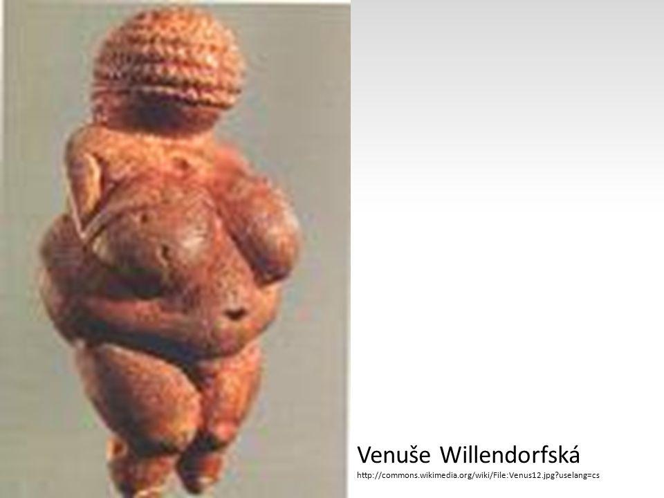 Venuše Willendorfská http://commons.wikimedia.org/wiki/File:Venus12.jpg?uselang=cs