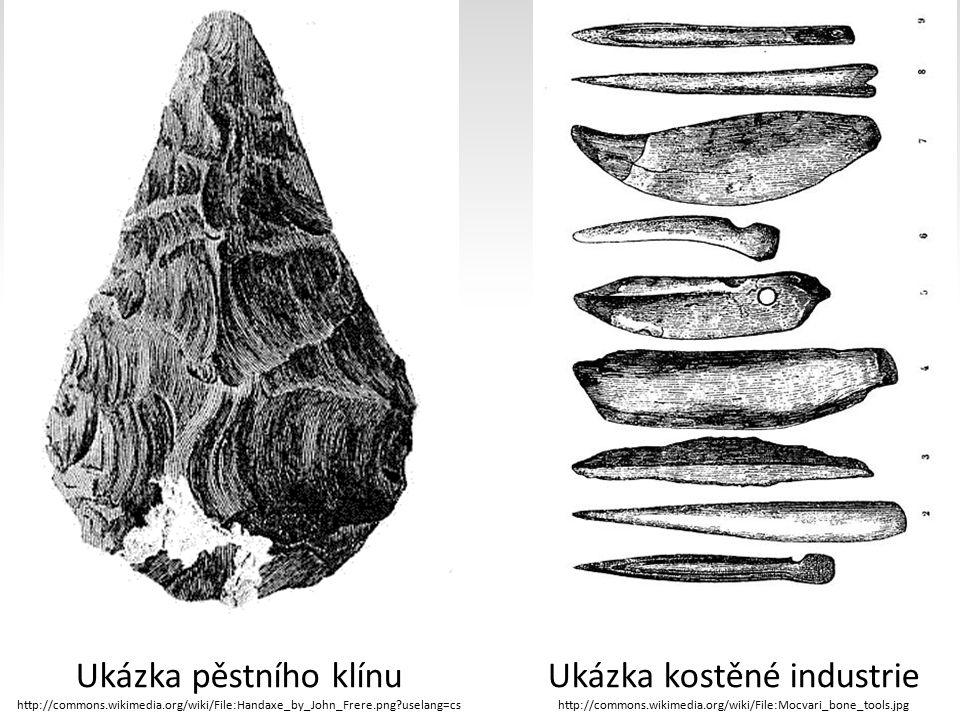 Mladý paleolit 40 tis.– 10 tis. let př. Kr.