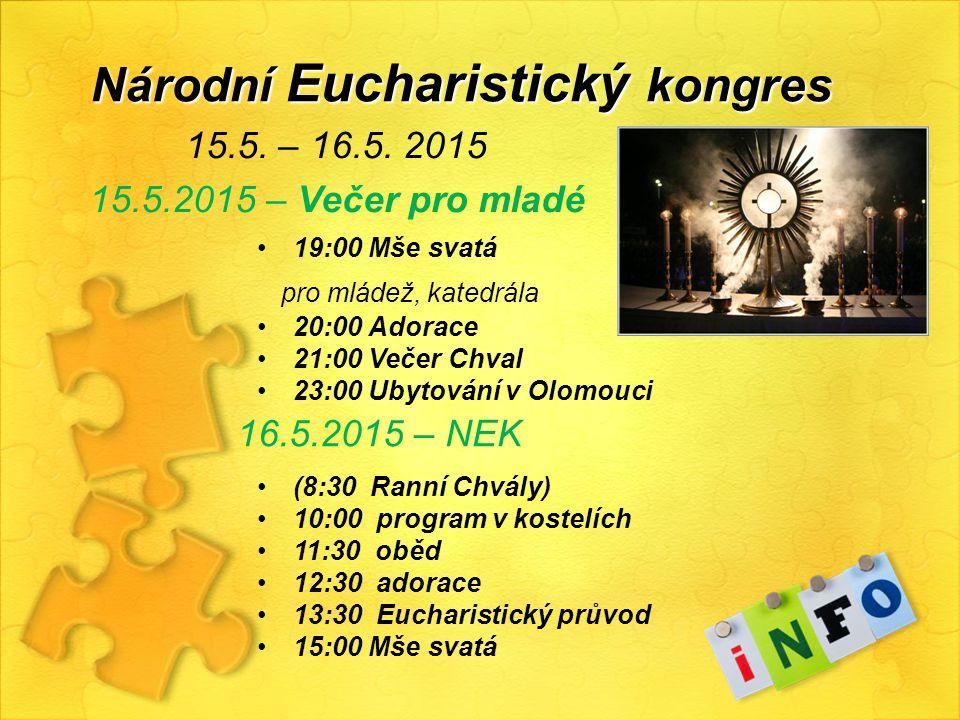 Arcidiecézní setkání v Prostějově