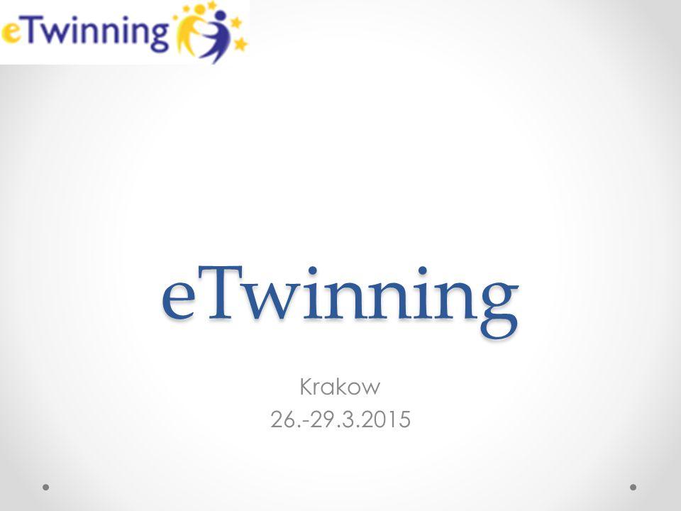 eTwinning Krakow 26.-29.3.2015