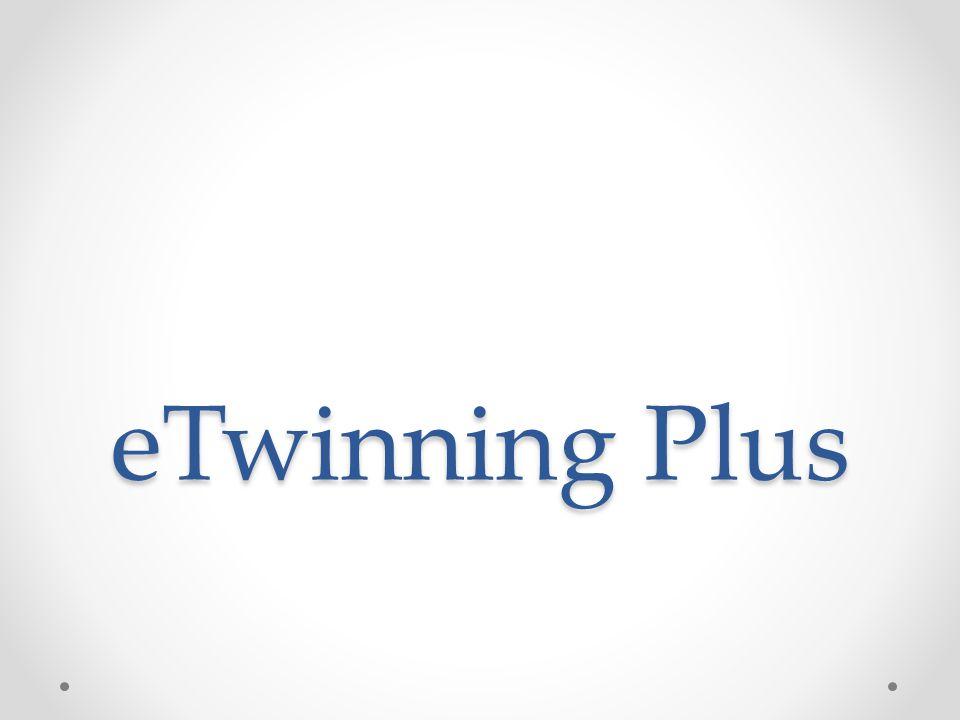 eTwinning Plus