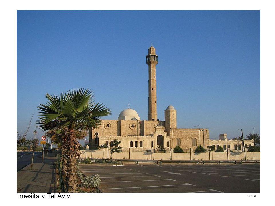 mešita v Tel Aviv obr 6