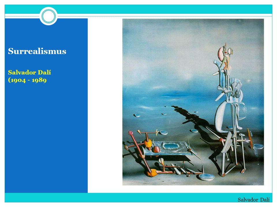 Surrealismus Max Ernst (1891– 1976) zakladatel dadaismu a surrealismu.