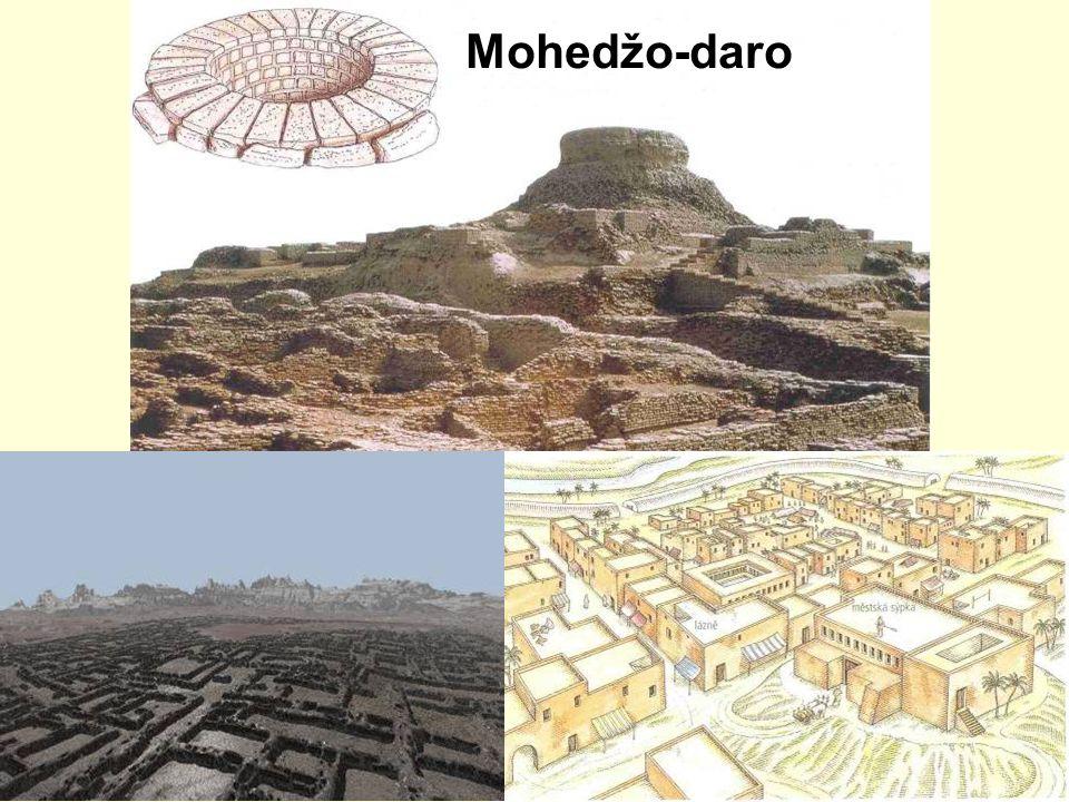 Árjové příchod v polovině 2.tisíciletí př.n.l.