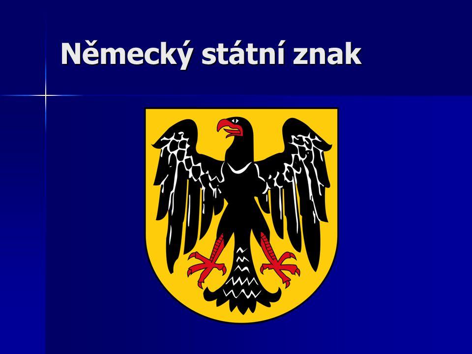 Německý státní znak