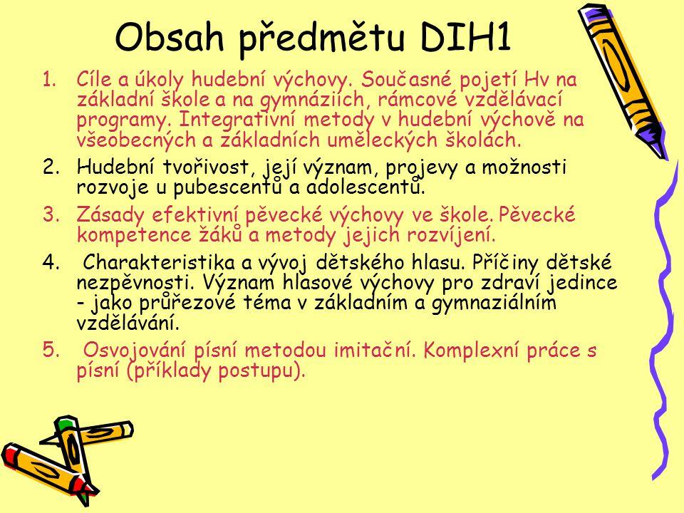6.Osvojování písní intonačními postupy (příklady postupu).