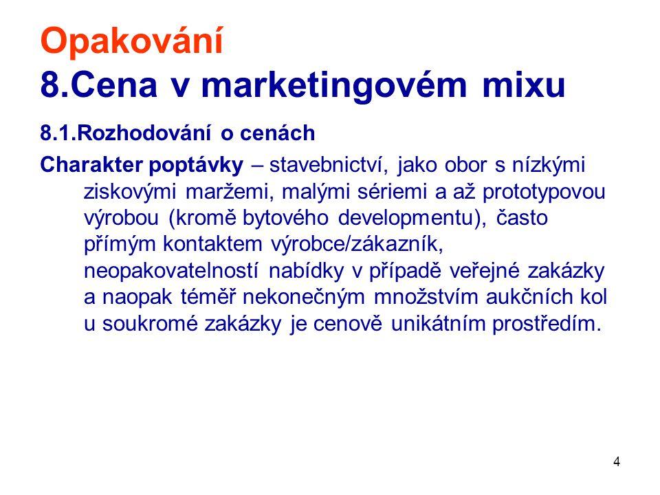 65 10.Marketingová komunikace (P.R.) Důležitou součástí P.R.