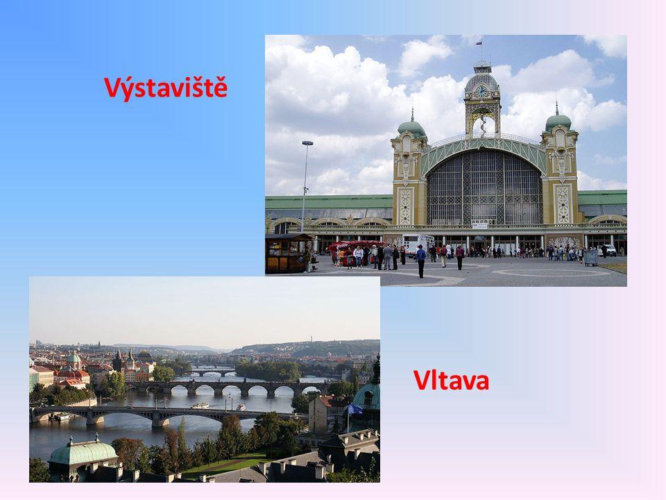 Výstaviště Vltava