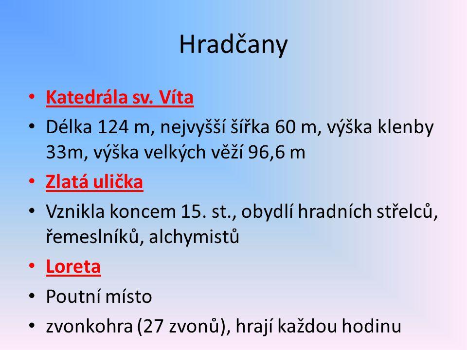 Hradčany Katedrála sv.