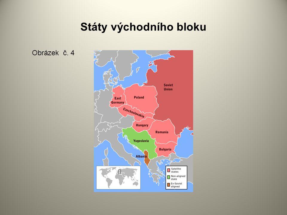 Státy východního bloku Obrázek č. 4