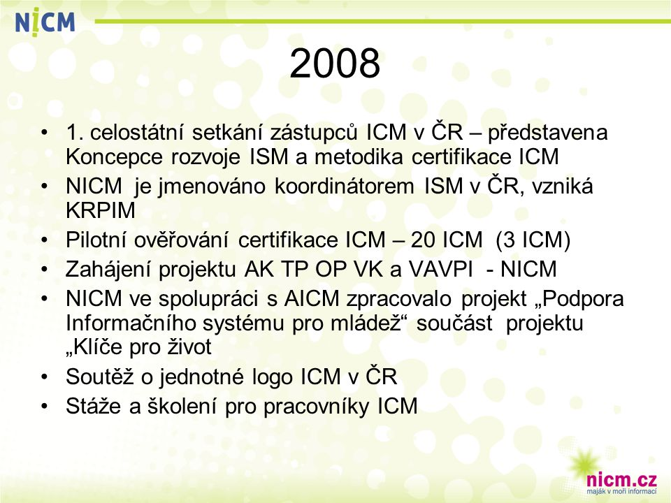 2009 1.