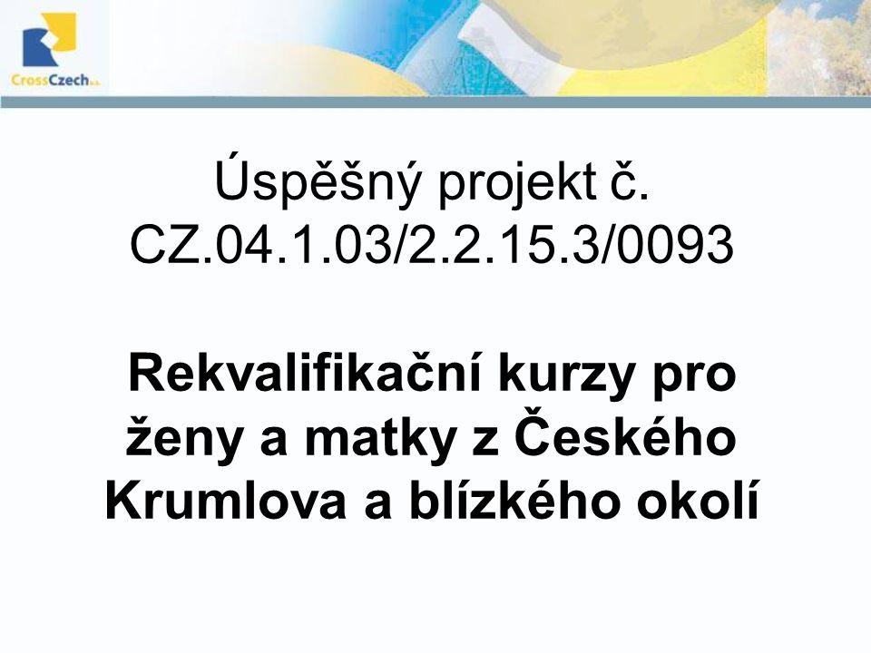 Úspěšný projekt č.