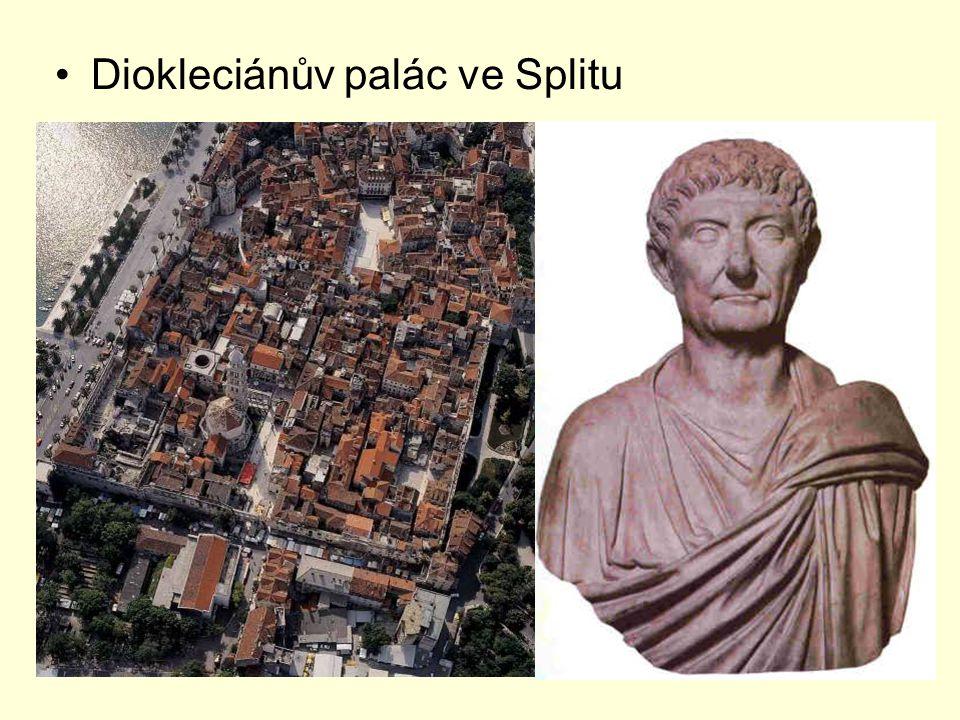 Diokleciánovy lázně v Římě