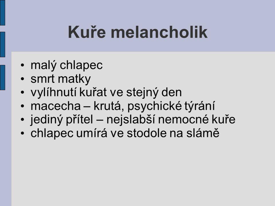 Karel Matěj Čapek-Chod 1860 - 1927