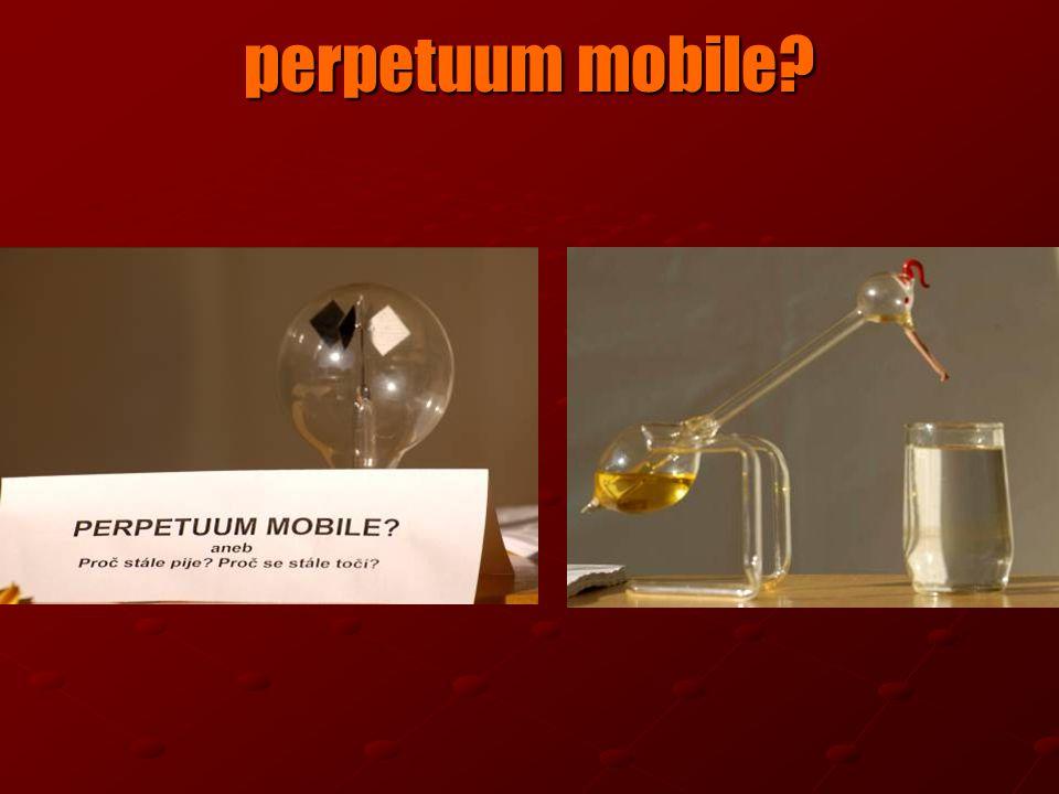 perpetuum mobile?