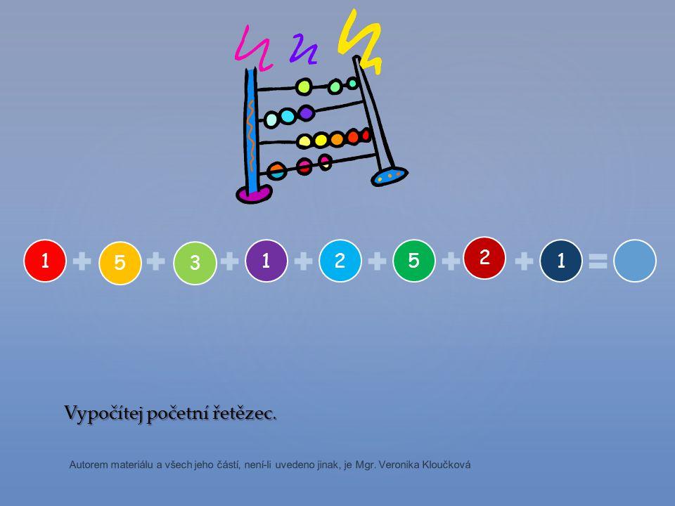 Spoj číslice od 11 do 20 (číslo 20 spoj s číslem 11).