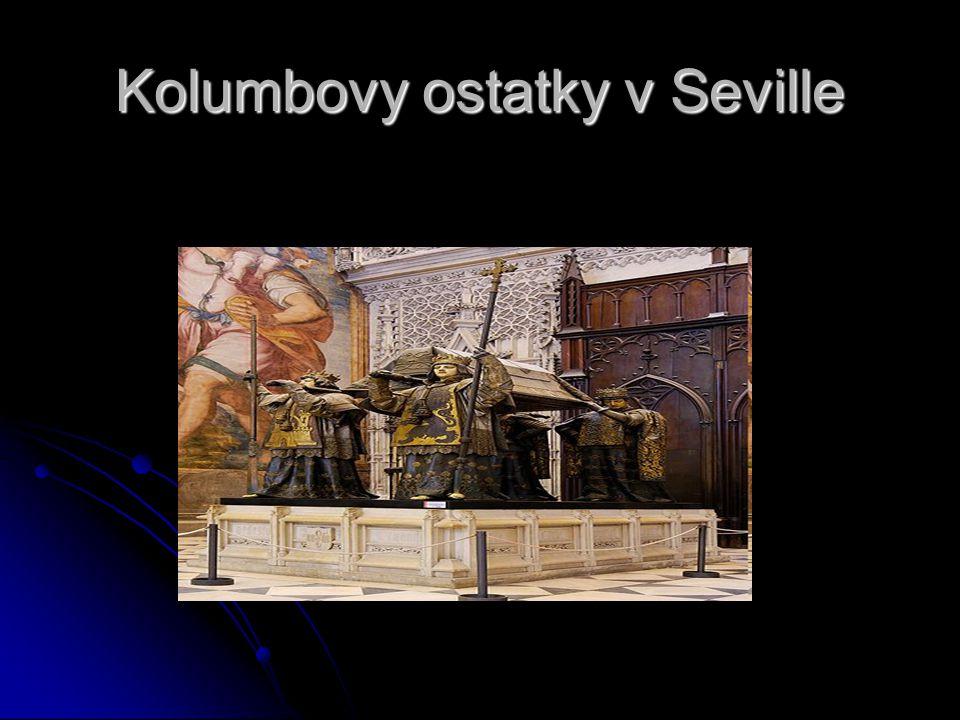 Kryštof Kolumbus - Obrázky