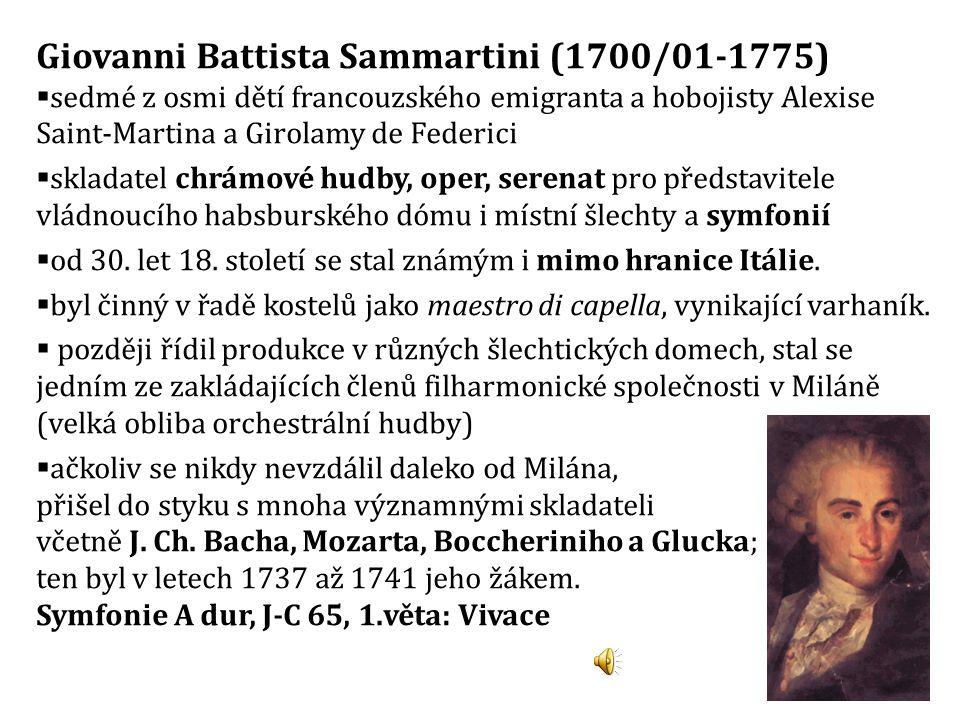 Často je zaměňován se svým starším bratrem Giuseppem (†1750 v Londýně), jenž byl podobně plodným skladatelem a jeho jméno má stejné iniciály.