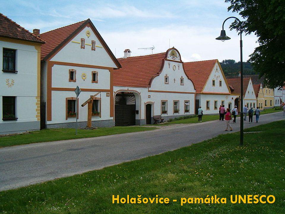 Holašovice - památka UNESCO
