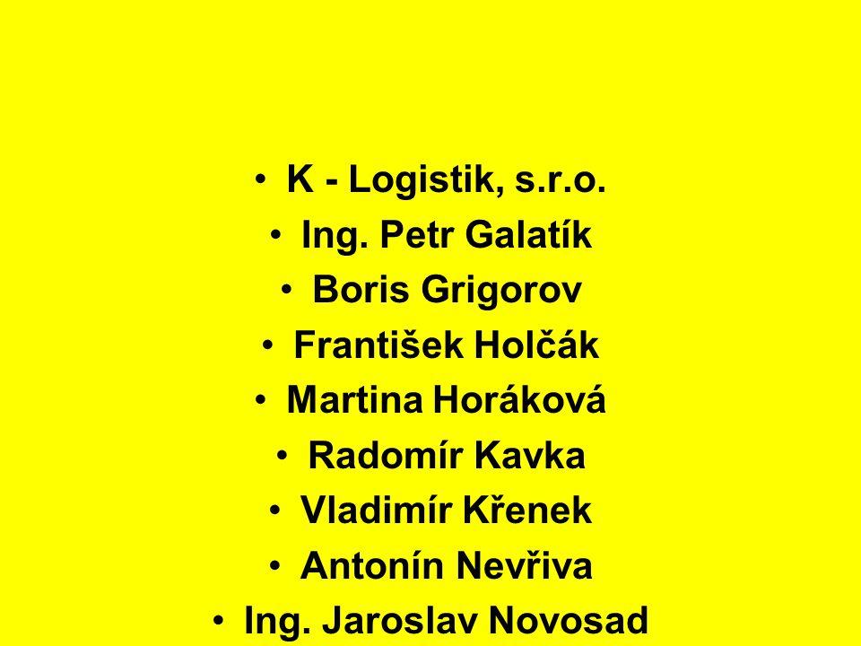 K - Logistik, s.r.o. Ing.
