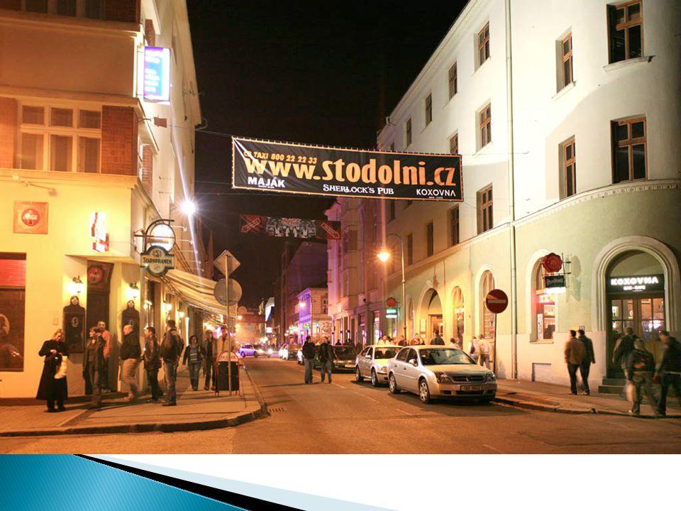  Fenomén Stodolní, tak začali Ostravané i přespolní nazývat jednu z nejznámějších ulic přímo v centru města.