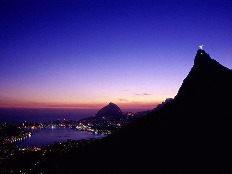 Cristo Redentor - Kristus Spasitel Rio de Janeiro - Brazilie Song: Corcovado (Quiet Nights) Sung by: Astrud Gilberto Jeden ze sedmi divů světa By: Ney