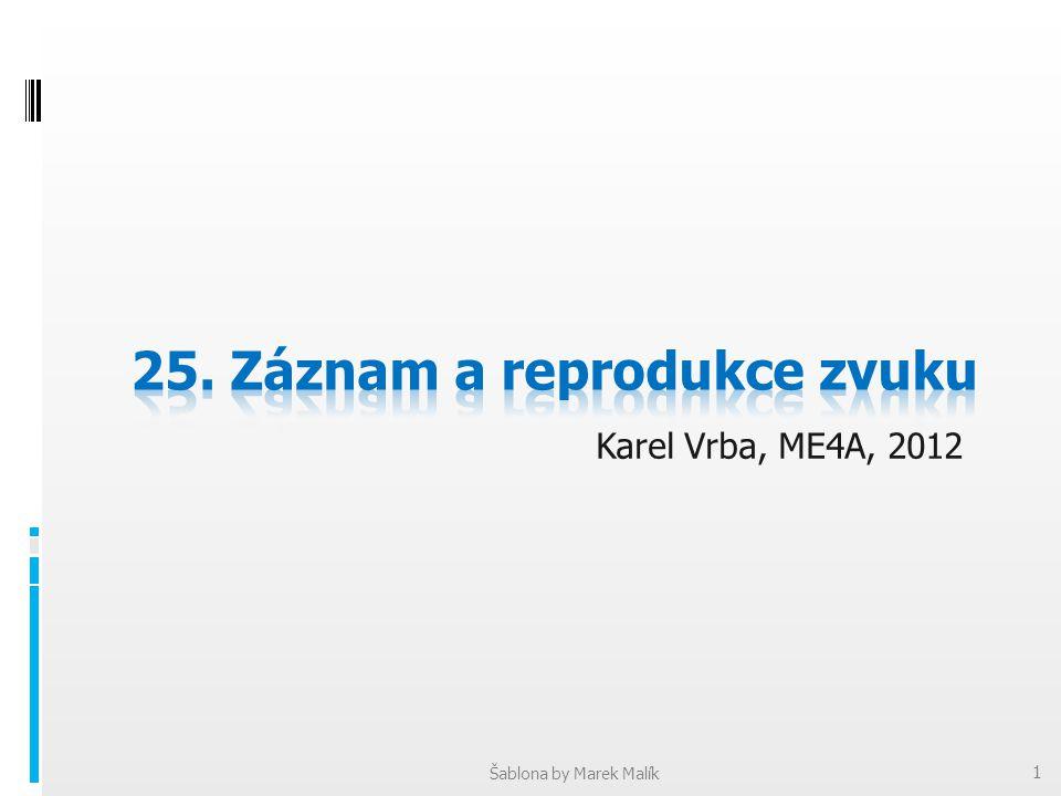 Obsah prezentace: 1.Analogový záznam 2. Digitální záznam 3.