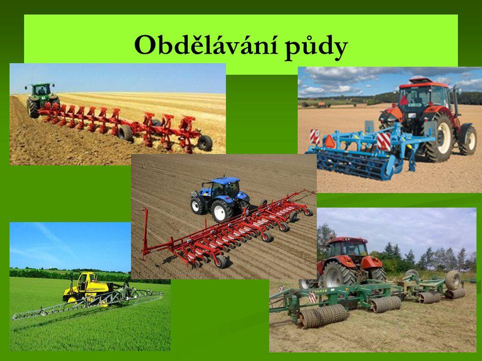 Obdělávání půdy