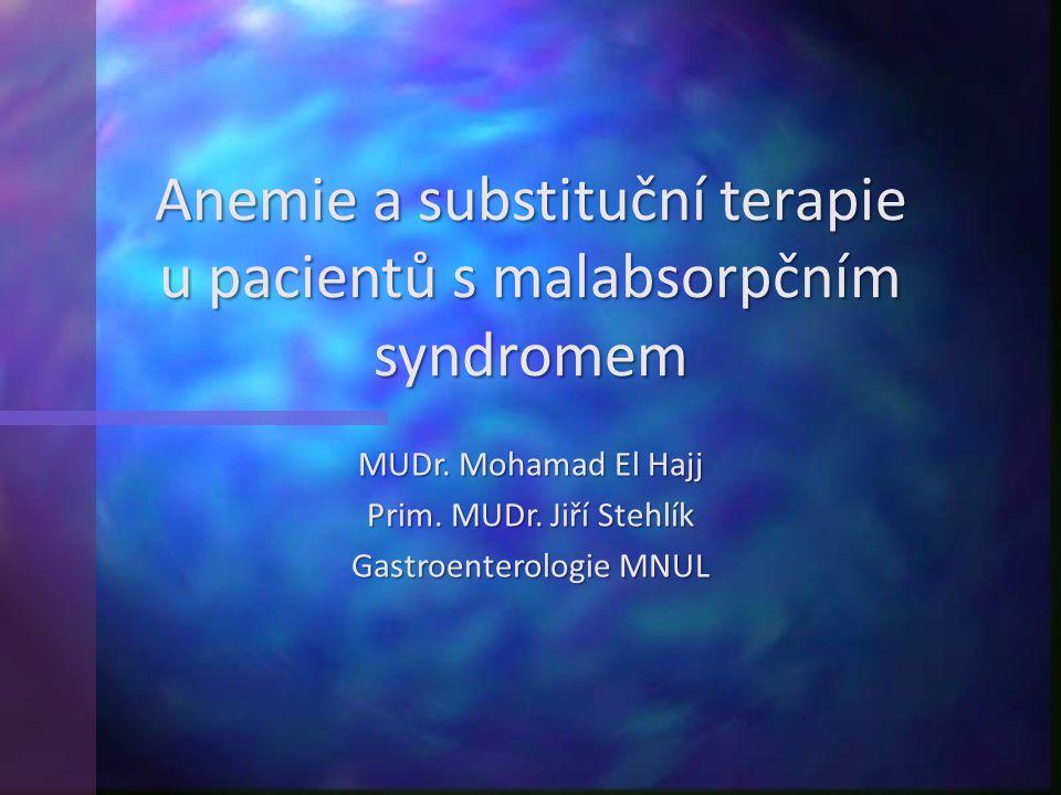 kwashiorkor Obstrukční nebo paralytické ileus, chronická obstrukce – wilkie syndrom