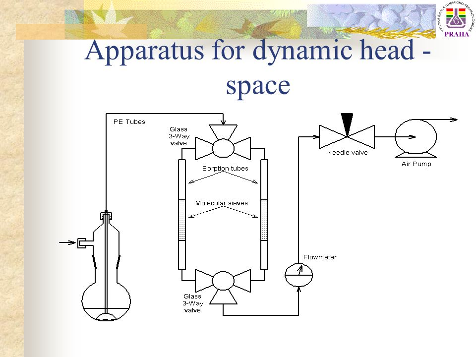 Apparatus for dynamic head - space