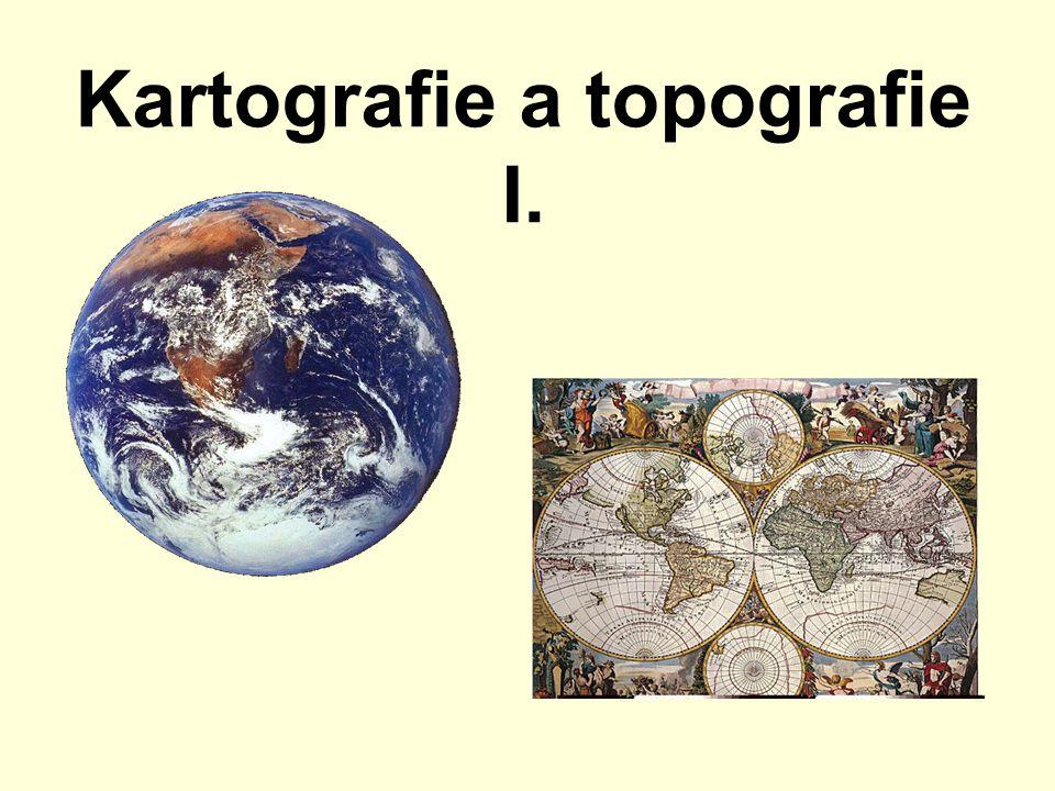 Obsah Úvod Globus a mapa Dělení map podle měřítka