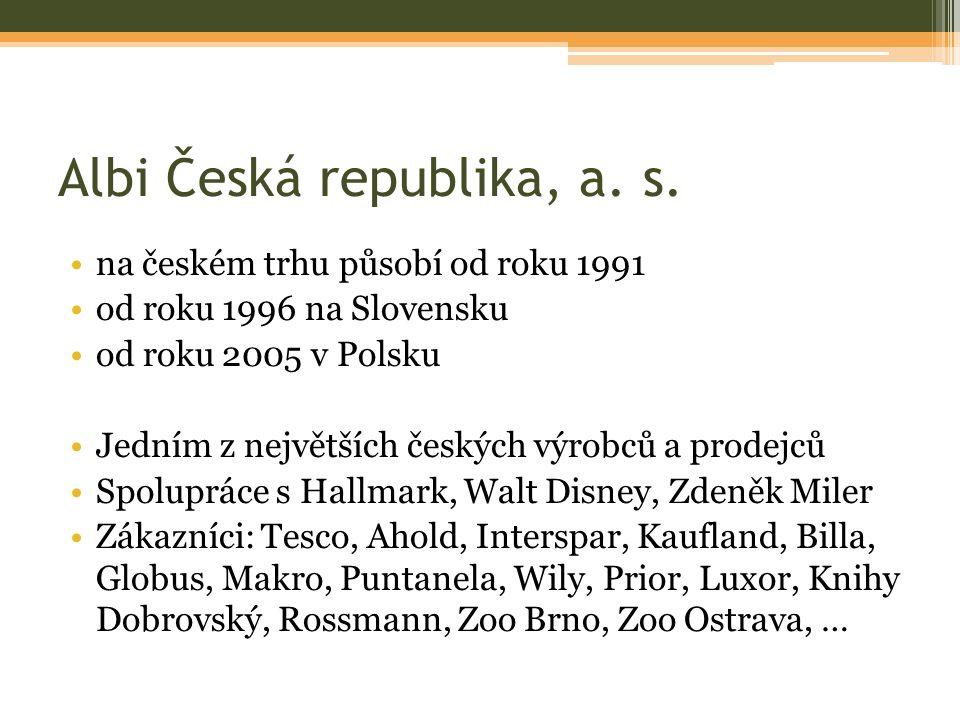 Albi Česká republika, a. s.