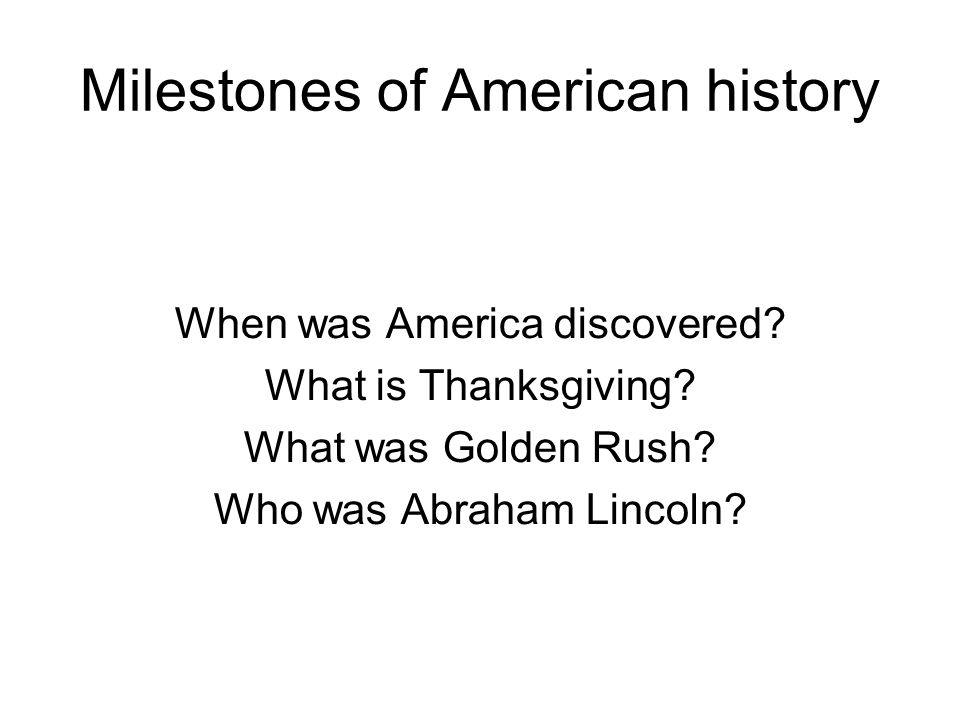 Quiz test Which nationalities were the first explorers and settlers.