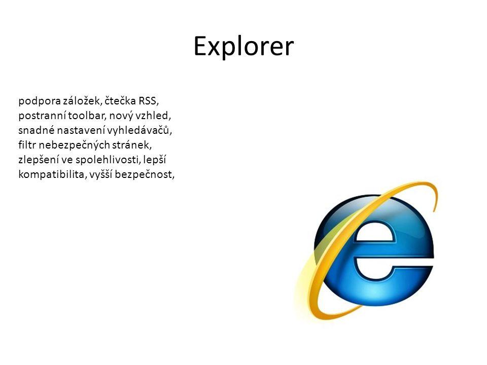 Google Chrome je internetový prohlížeč od společnosti Google, který byl vytvořen pro rychlejší, snazší a bezpečnější používání Internetu.