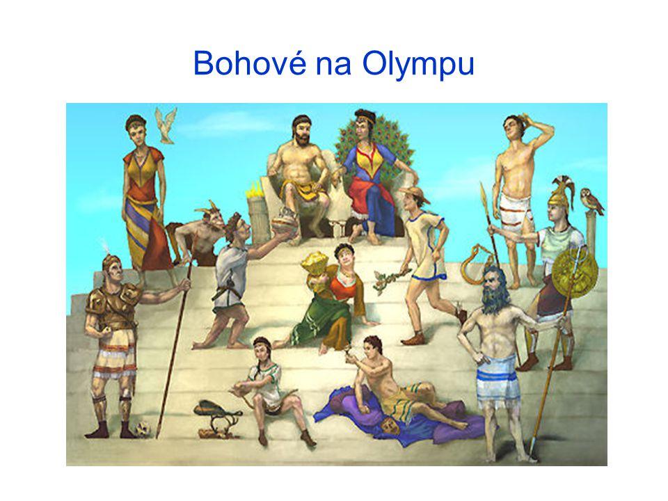 Bohové na Olympu