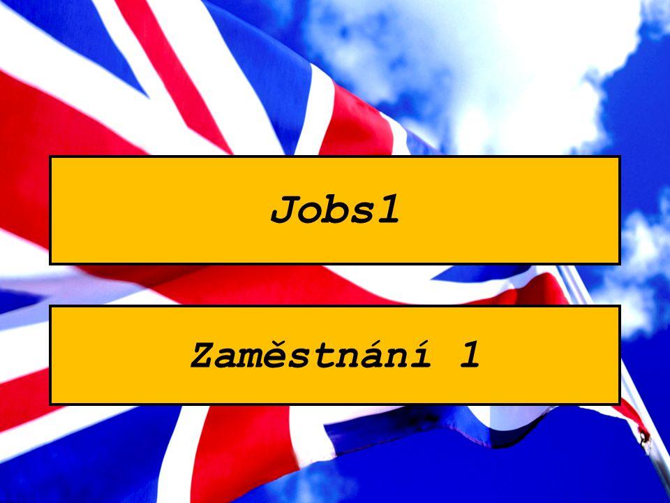 Jobs1 Zaměstnání 1