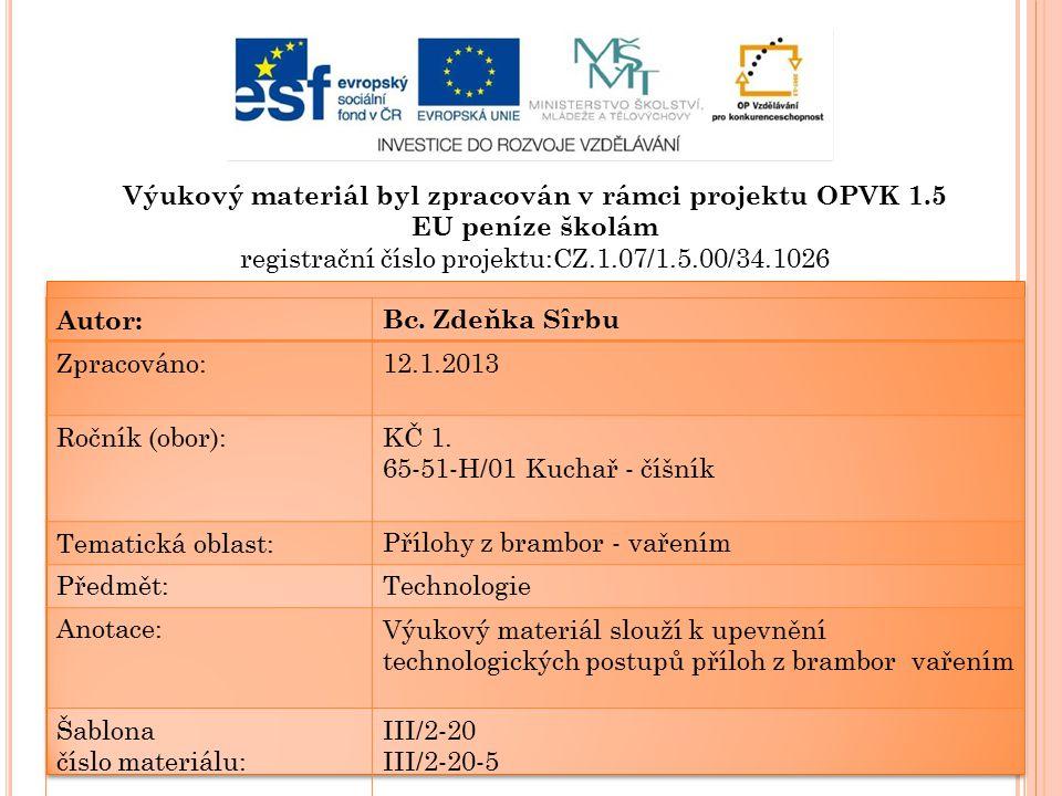 P ŘÍLOHY Z BRAMBOR - VAŘENÍM www. commons wikimedia.cz