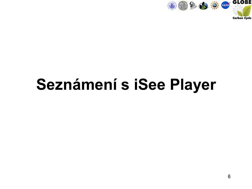 6 Seznámení s iSee Player