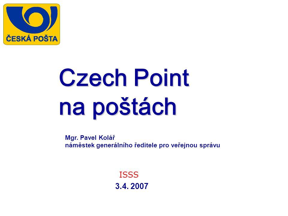 Česká republika - 3401 pošt