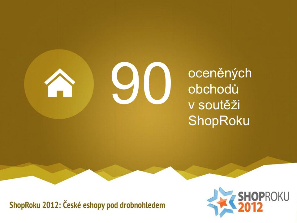 90 oceněných obchodů v soutěži ShopRoku