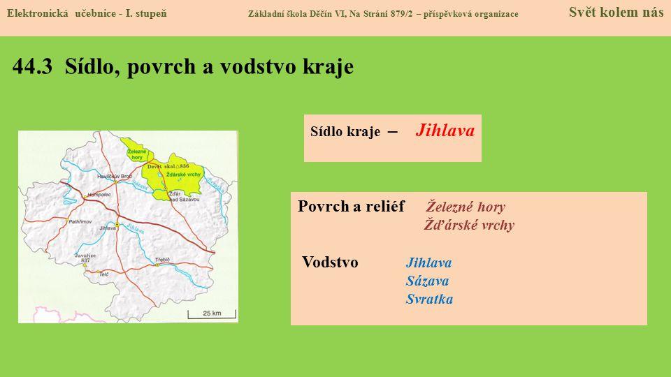 44.4 Významná města a pamětihodnosti Elektronická učebnice - I.