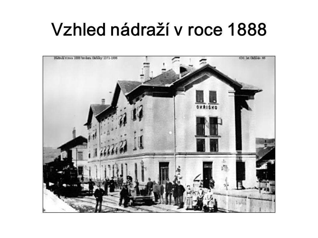 Historická fotografie z roku 1901