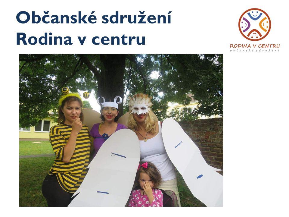 Občanské sdružení Rodina v centru