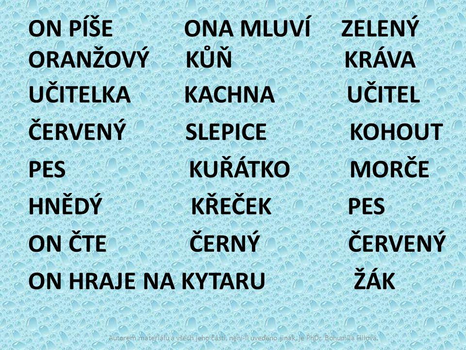 Použitá literatura: PhDr.ŽOFKOVÁ, H. CSC., Mgr. EIBENOVÁ, K., PaeDr.