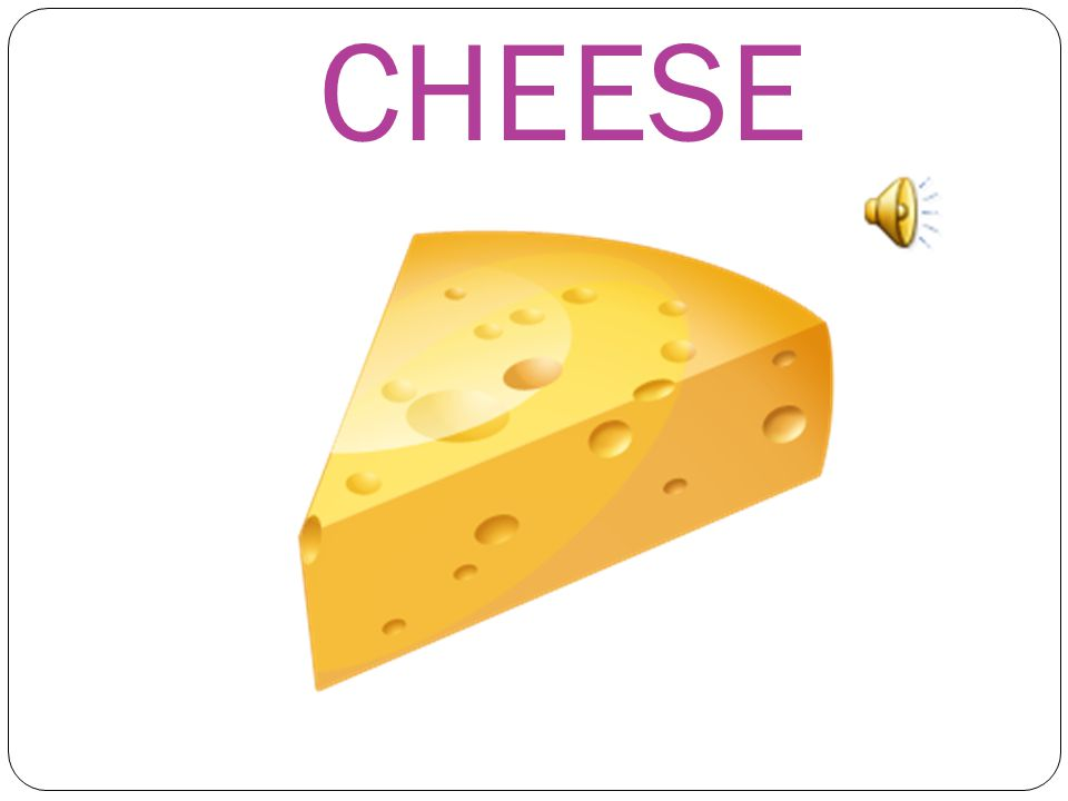 WHAT'S THIS? THIS IS a) PASTA b) MILK c) CHESSE