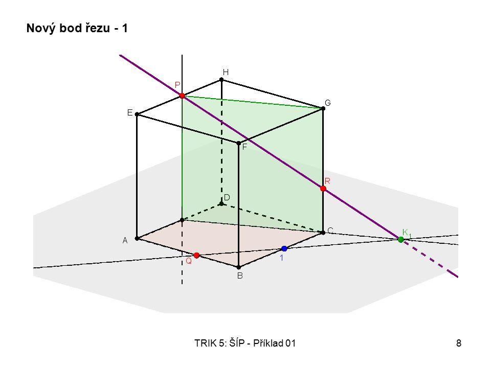 TRIK 5: ŠÍP - Příklad 019 T1 - Spojování