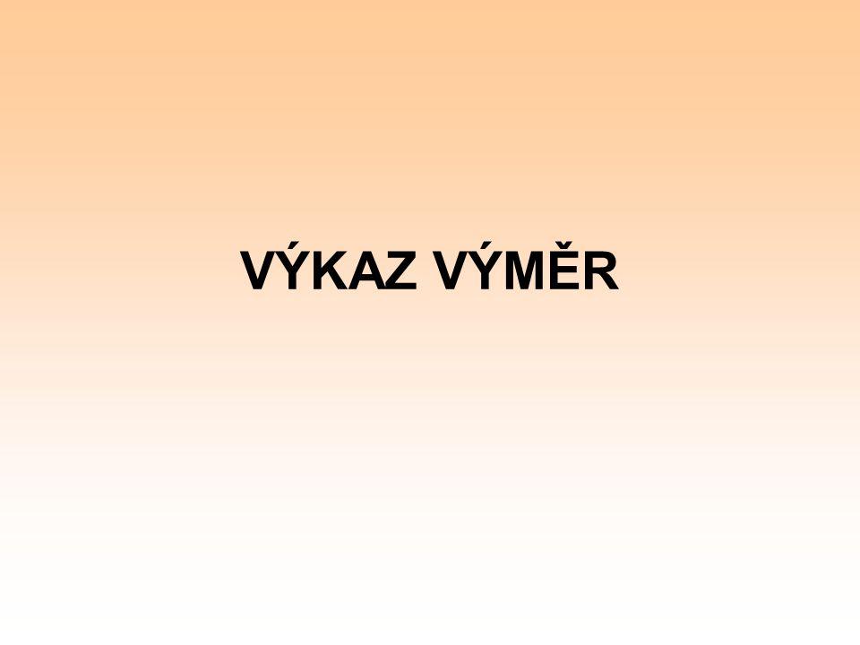 Charakteristika VV je specifickou součástí rozpočtu udává množství jednotlivých položek stavebních prací pracný časově náročný přehledný