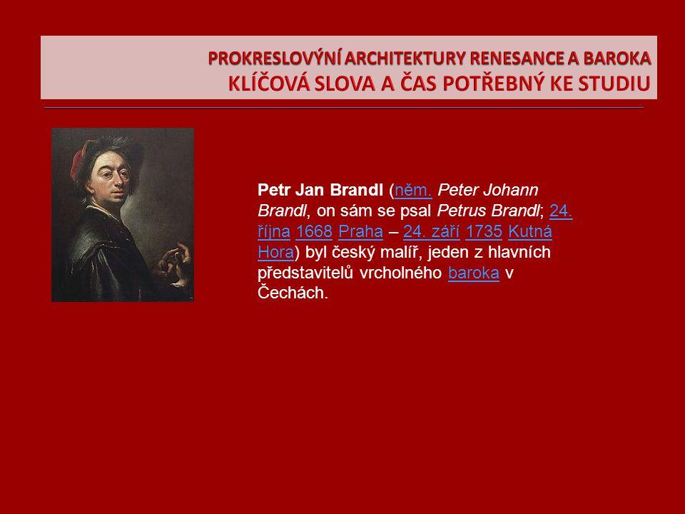 Petr Jan Brandl (něm. Peter Johann Brandl, on sám se psal Petrus Brandl; 24. října 1668 Praha – 24. září 1735 Kutná Hora) byl český malíř, jeden z hla